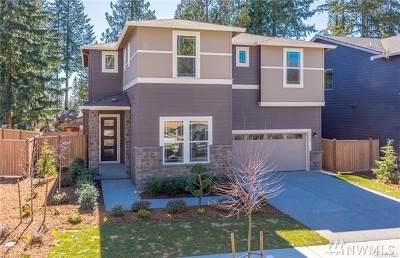 Bothell Single Family Home For Sale: 3226 216th (Lot 16) Place SE