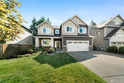 Lacey Single Family Home For Sale: 3834 Southlake Dr SE