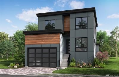 Kirkland Single Family Home For Sale: 8018 NE 116th Place