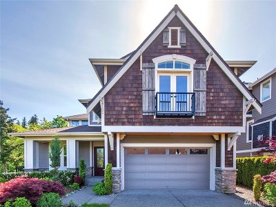 Mukilteo Single Family Home For Sale: 10975 Vista Dr
