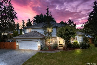 Snohomish Single Family Home For Sale: 15225 67th Ave SE