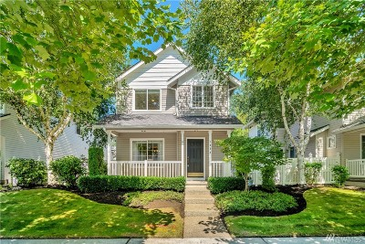 Dupont Single Family Home For Sale: 1484 Bobs Hollow Lane