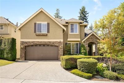 Renton Single Family Home For Sale: 1707 Mt. Baker Ave NE