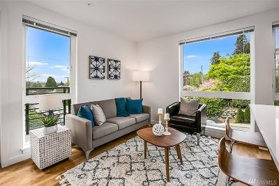 Seattle Condo/Townhouse For Sale: 750 11th Ave E #405