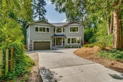 Bellevue Single Family Home For Sale: 16727 SE 21st Place