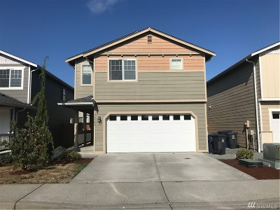 Marysville Single Family Home For Sale: 14704 47th Ave NE
