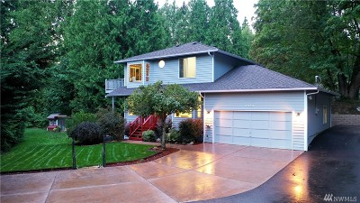 Bothell Single Family Home For Sale: 3323 234th St SE