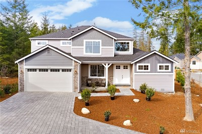 Gig Harbor Single Family Home For Sale: 3708 119th St Ct NW