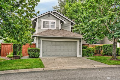 Lacey Single Family Home For Sale: 3704 Pine Creek Lane SE