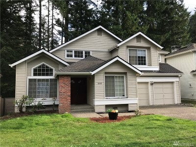 Sammamish Single Family Home For Sale: 3648 248th Place SE
