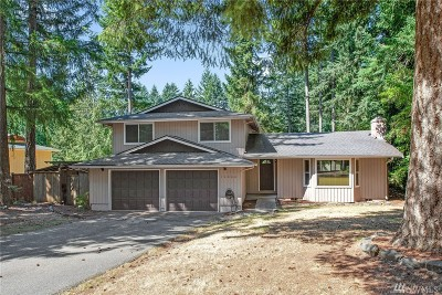 Gig Harbor Single Family Home For Sale: 14008 55th Ave NW