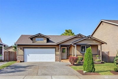 Marysville Single Family Home Contingent: 5755 122nd Place NE