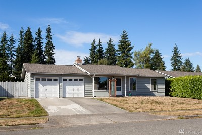 Lynnwood Single Family Home For Sale: 5309 172nd Place SW