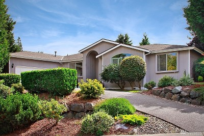 Bothell Single Family Home For Sale: 2516 238th Place SE