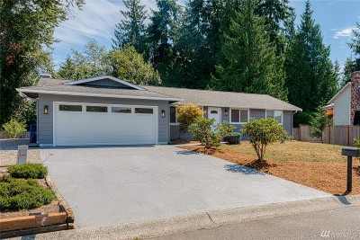 Everett Single Family Home For Sale: 5232 135th Place SE