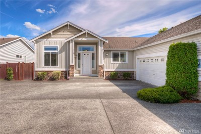 Orting Single Family Home For Sale: 1114 Van Ogle Lane NW