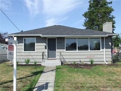 Tacoma WA Single Family Home For Sale: $289,500