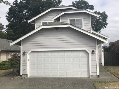 Tacoma Single Family Home For Sale: 6509 26th St NE