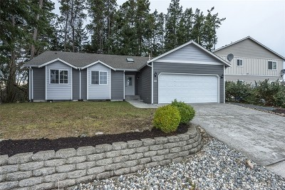 Single Family Home For Sale: 1111 NW Elwha St