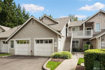 Redmond Condo/Townhouse For Sale: 9728 178th Place NE #103