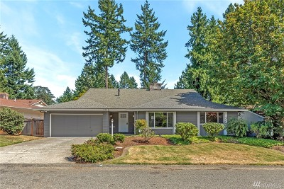 Lakewood Single Family Home For Sale: 7713 97th Ave SW