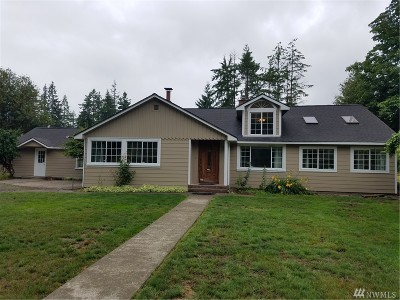 Shelton Single Family Home For Sale: 125 W Delanty Rd