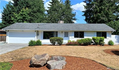 Marysville Single Family Home For Sale: 5205 77th Place NE