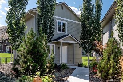 Wenatchee Single Family Home For Sale: 300 Saddlehorn Lane