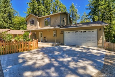 Yelm Single Family Home For Sale: 22413 Basin View Ct SE