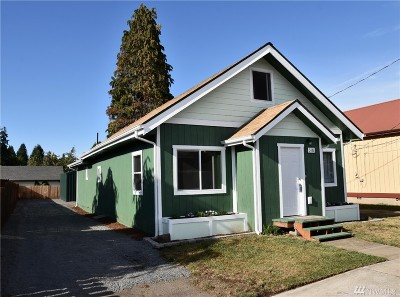 Lewis County Single Family Home For Sale: 318 W 4th Ave