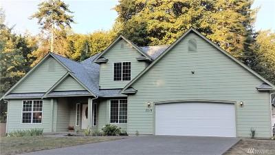 Olympia WA Single Family Home For Sale: $435,000