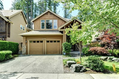 Sammamish Single Family Home For Sale: 2857 258th Place SE