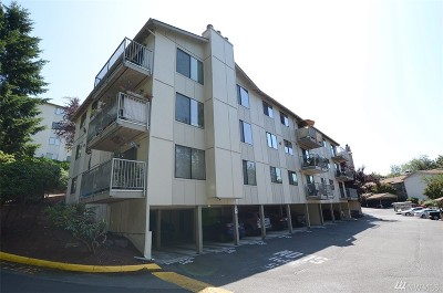 Burien Condo/Townhouse For Sale: 1239 SW 132nd Lane #813