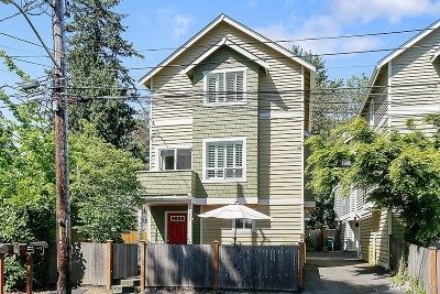 Seattle Single Family Home For Sale: 14345 19th Ave NE