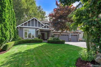 Sammamish Single Family Home For Sale: 202 249th Place NE