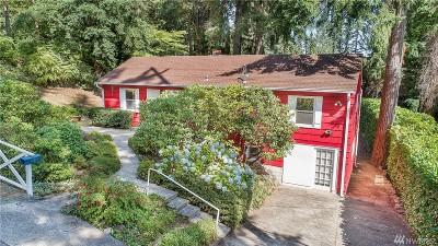 Shoreline Single Family Home For Sale: 1204 NE 195th St