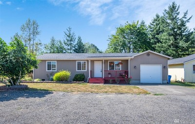 Lewis County Single Family Home For Sale: 701 1st St NE