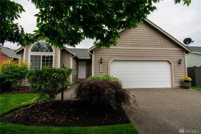 Olympia Single Family Home For Sale: 7022 Southwick Ct SW