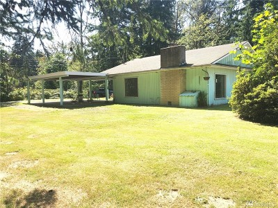 Snohomish Single Family Home For Sale: 6328 171st Ave SE