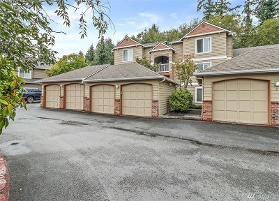 Everett WA Condo/Townhouse For Sale: $249,555