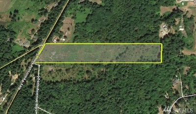 Pierce County Residential Lots & Land For Sale: Key Peninsula Hwy S