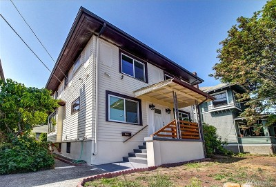 Seattle Single Family Home For Sale: 4535 5th Ave NE