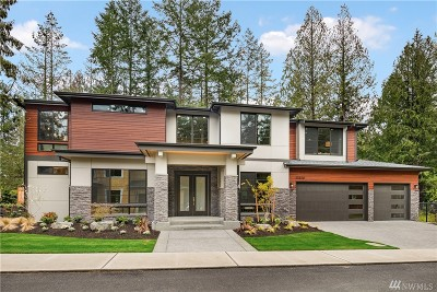 Sammamish Single Family Home For Sale: 22229 NE 3rd Ct #Lot 4