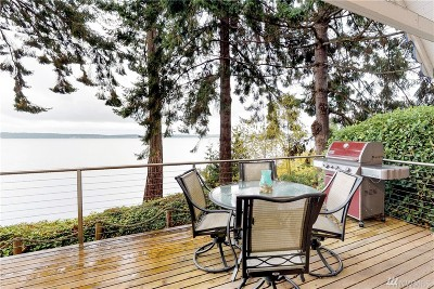 Port Ludlow Single Family Home For Sale: 3491 Paradise Bay Rd