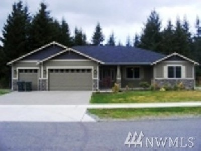 Pierce County Single Family Home For Sale: 2817 290th St S