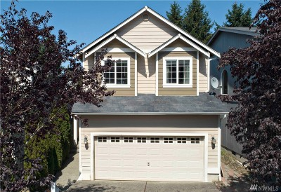 Puyallup Single Family Home For Sale: 9117 160th St Ct E
