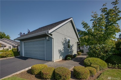 Bellingham WA Condo/Townhouse For Sale: $465,000