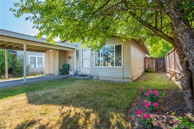 Bellingham Single Family Home For Sale: 2415 Pacific St