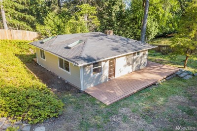 Pierce County Single Family Home For Sale: 22207 Maple Dr NW