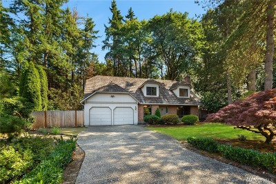 Issaquah Single Family Home For Sale: 18229 SE 43rd Ct